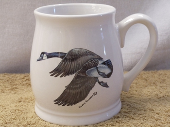 BL10262.GES - Bell Mug - Bright White - Canada Goose #BL10262.GES