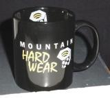 C-Handle Mug 11oz. Custom Logo Fired Decals CHBLK.Custom