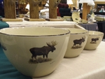 AD10279.MOSB - Adventure 3pc Standing Moose Serving/Mixing Bowl Set AD10279.MOSB