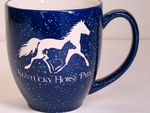 BM125E.Custom - Sand Carved Bistro Mugs - Custom Logo BM125E.Custom