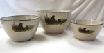 Cabin Series 3pc Serving/Mixing Bowl Sets