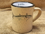 DM10307.ALB - 10 oz. Almond Diner Mug - False Albacore DM10307.ALB