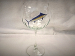 GW10137.MAR 19oz. Elegance Balloon Marlin Wine Glasses GW10137.MAR