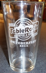 GW450.CUSTOM - Tapered Pint Glass GW450.Custom