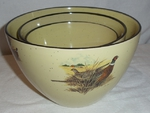 LC10277.PHFC - Lodge Collection Pheasant Scene 3pc Serving/Mixing Bowl Set LC10277.PHFC