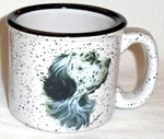 TM10178.ENG - 15oz White Trail Mug - English Setter TM10178.ENG