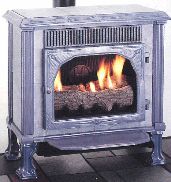 Free Standing Gas Stoves The Cozy Cabin Hearthstone
