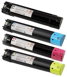 Dell 5130 Series Toner Cartridge Compatibles #LTD5130K