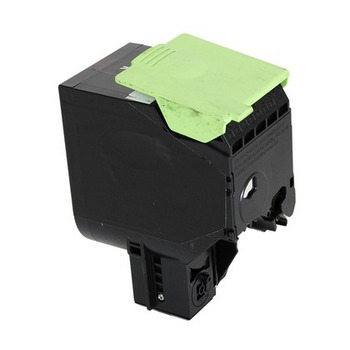 Lexmark CX410 CX510 Toner Cartridge Compatibles #LT801HK