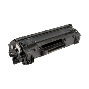 HP CB435A 35A Black Toner Cartridge Compatible LT435A