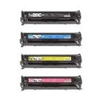 HP 125A Series Toner Cartridge Compatibles  LT540A