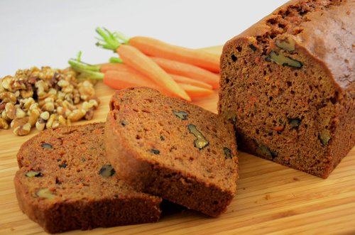CARROT BREAD #40002