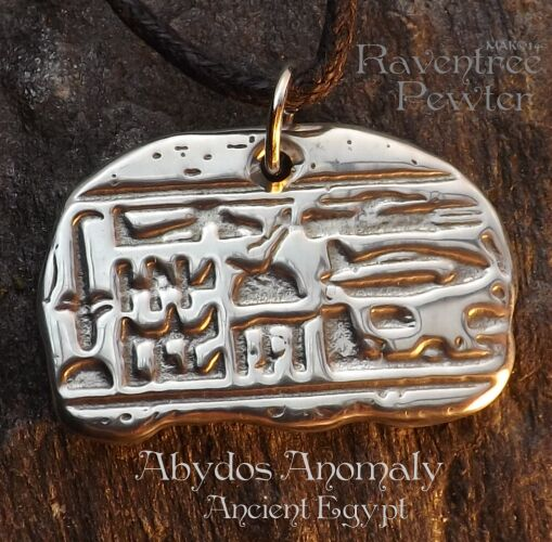 Abydos Anomaly #70-Egypt