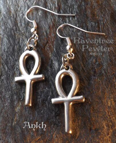 Ankh Earrings #AnkhEarrings