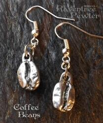 Coffee Bean Earrings #01-CoffeeBeans