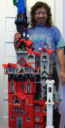 Lego Castle and Me