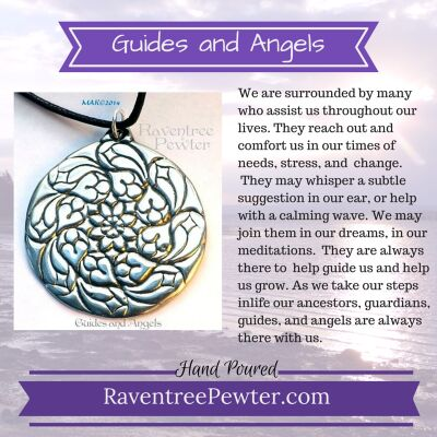Jump to Guides and Angels