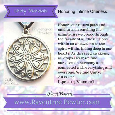 Jump to Unity Mandala