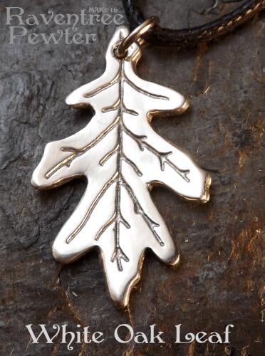 White Oak Leaf #20-WhiteOakLeaf