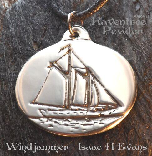Windjammer Isaac H Evans #025-IsaacEvans