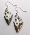 Arrowhead Earrings 12-NativeAmerican