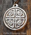 Celtic Harmony Knot - Medium 12-CelticHarmonyKnot