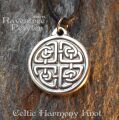 Celtic Harmony Knot - Small 13-CelticHarmonyKnotrSm