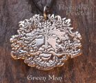 Green Man 37-GreenMan