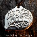 Nordic Knotted Dragon 30-NordicKnottedDragon