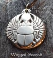 Winged Scarab 10-Egyptian