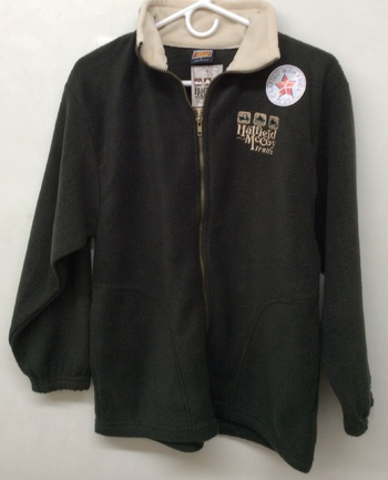 Fleece Zip Up 206