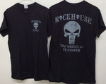 Punisher short sleeve black 134