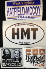 Large HMT Decals 509