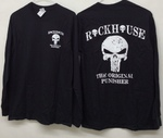 Punisher Long Sleeve black 606