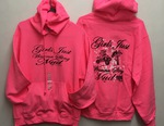 Girls Just Wanna Sling Mud Hoodie 213
