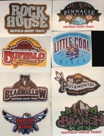 Trailhead Decals 506