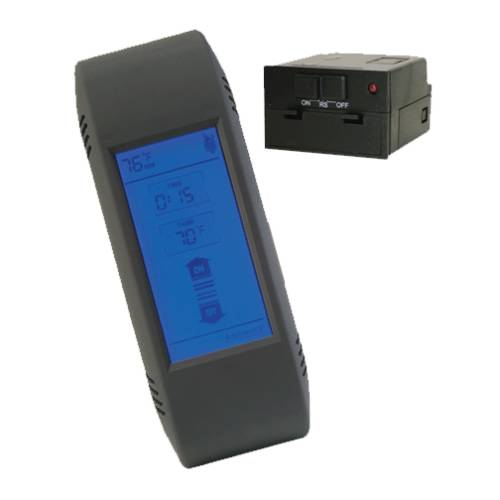 ON/OFF UNIVERSAL LCD DISPLAY TOUCH SCREEN REMOTE #TSST