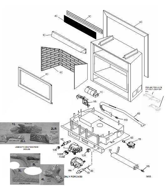 Dfs3224a  Dfs3224a  The Cozy Cabin Stove  U0026 Fireplace Parts Store