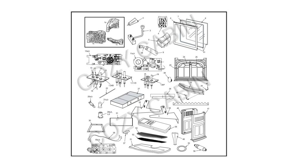 cozy wall furnace wiring diagram cozy wall furnace