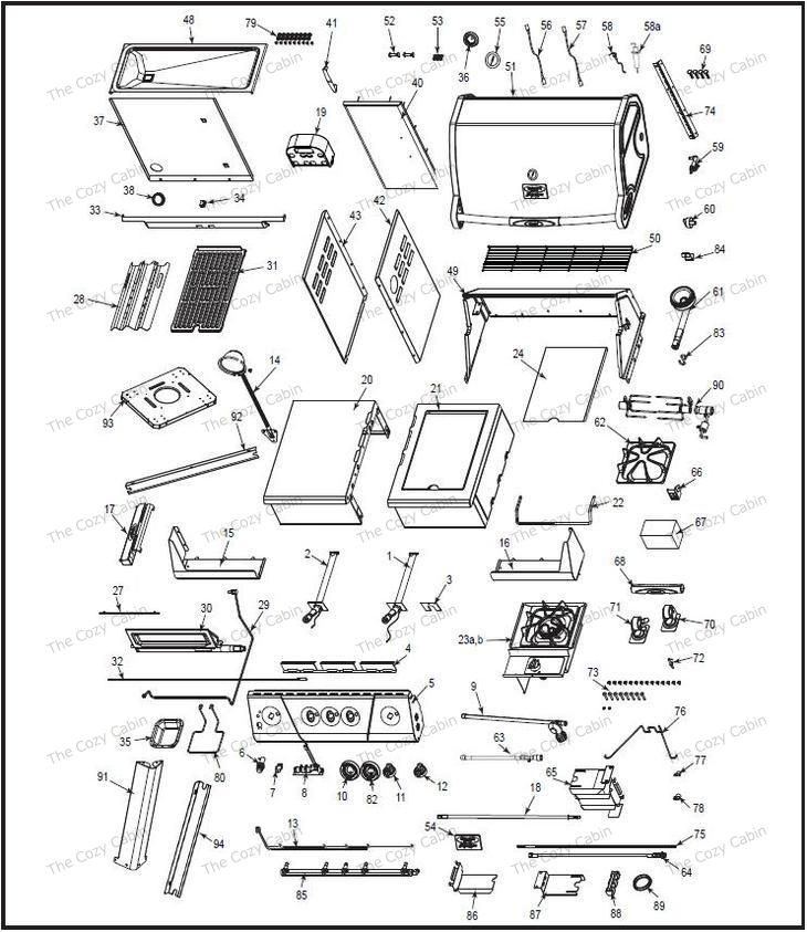 vermont castings bbq grill vcs400ss es vcs400ss es the cozy vermont castings bbq grill vcs400ss es