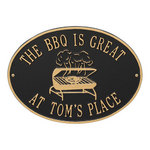 Grill Plaque 5811