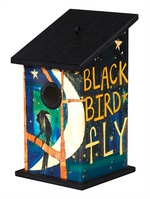 Studio M Birdhouse - Blackbird 5883