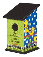 Studio M Birdhouse - Early Birds 5881
