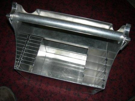 Mike's Aluminum Tool Tote CHTB1B