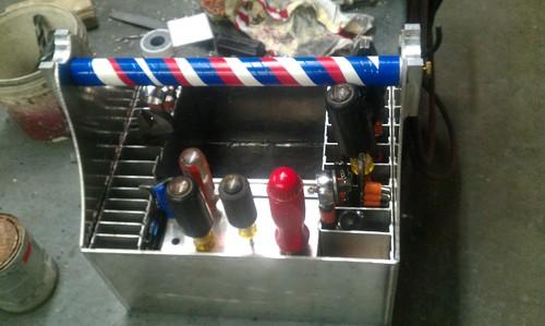 Win's Aluminum Tool Tote  CHTG1D