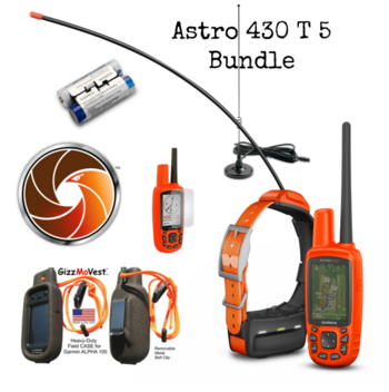 Garmin Astro 430 Bundle $100 Rebate till 2-25-18 #Garmin-Astro-430-Bundle