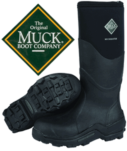 Dan's Hunting Gear Muck Muckmaster Hi Boot with Chaps (718Chaps ...