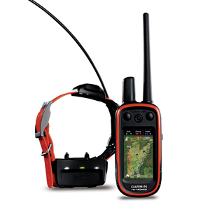 Garmin Alpha 100 with TT10 System