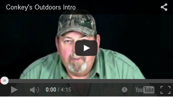 Conkey's Outdoors Videos