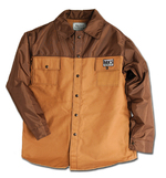 Dan's Brown Duck Shirt 134-BR
